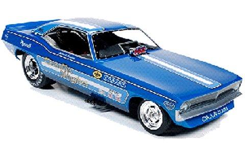 1970 Candies & Hughes プリムス クーダ (1/18 アメリカンマッスルAW1172)