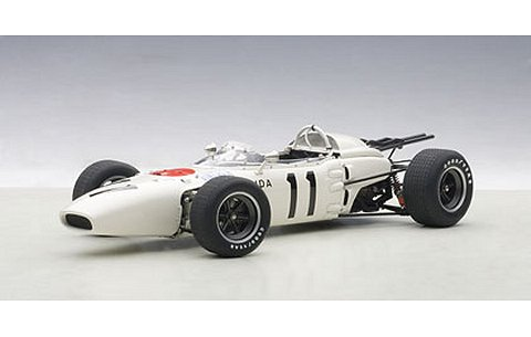 ホンダ RA272 F1 1965 No11 メキシコGP優勝 リッチー・ギンザー (1/18 オートアート86597)