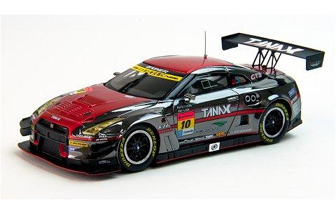 ゲイナー TANAX GT-R スーパーGT300 2015 チャンピオンカー No10 (1/43 エブロ45351)