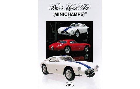 PMA レジンカタログ 2016 エディション1 (ミニチャンプスPMAC20161R)