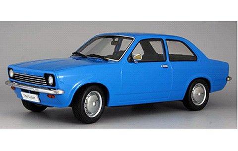 オペル カデット C サルーン 1973-77 ブルー (1/18 KKスケール KKDC180011)