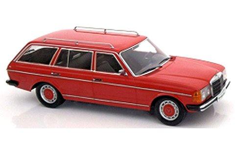 メルセデス S123 Tモデル 1978 レッド (1/18 KKスケール KKDC180092)