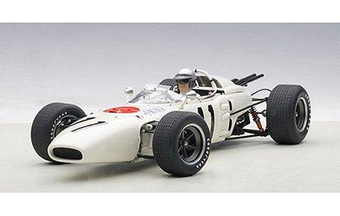 ホンダ RA272 F1 1965 No11 メキシコGP優勝 (リッチー・ギンザー/ドライバーフィギュア付き) (1/18 オートアート86599)
