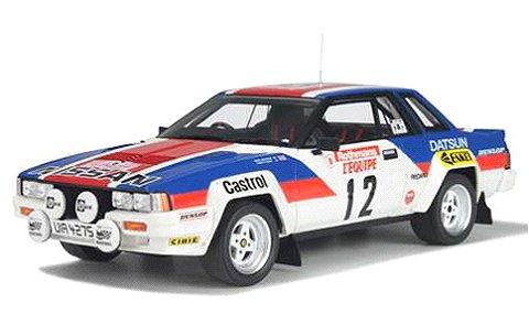 ニッサン 240 RS Gr.B ツールドコルス 1980 Tony Pond (1/18 (1/18 オットーモビルOTM183)