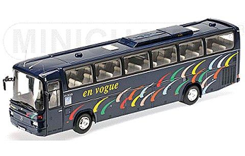 メルセデスベンツ Oバス 303-15 右ハンドル 1981-92 「EN VOGUE」 (1/43 ミニチャンプス439036081)