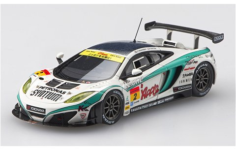 SYNTIUM・Apple・MP4-12C スーパーGT300 2014 No2 (1/43 エブロ45247)