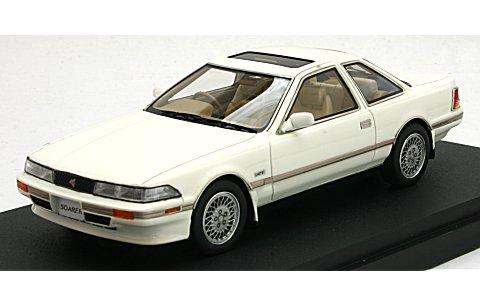 トヨタ ソアラ 3.0GT リミテッド (E-MZ20) 1987 スーパーホワイトII (1/43 マーク43 PM4315AW)