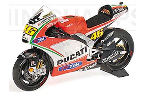 ドゥカティ DESMOSEDICI GP12 V・ロッシ モトGP 2012 (1/12 ミニチャンプス122120046)