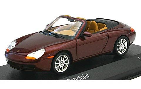 �ݥ륷�� 911 (996) ���֥ꥪ�� 1998 ��å�M ��1/43 �ߥ˥����ץ�400061092��