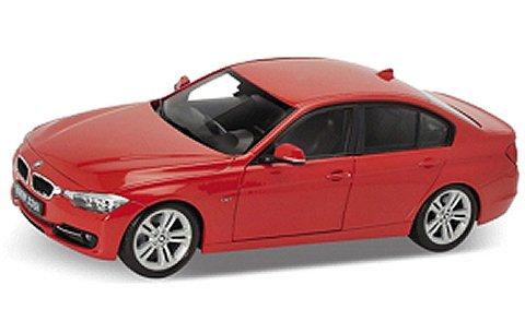 BMW 335i レッド (1/18 ウエリー WE18043R)
