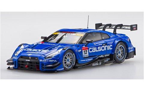 カルソニック インパル GT-R No12 スーパーGT500 2016 Rd.1 岡山 (1/43 エブロ45381)