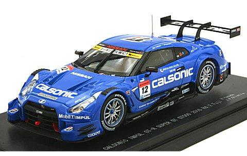 カルソニック インパル GT-R スーパーGT500 2016 Rd.2富士 No12 (1/43 エブロ45398)