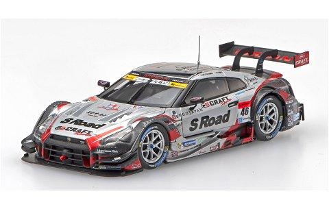 エスロード クラフトスポーツ GT-R No46 スーパーGT500 Rd.1 岡山 (1/43<br /> エブロ45382)