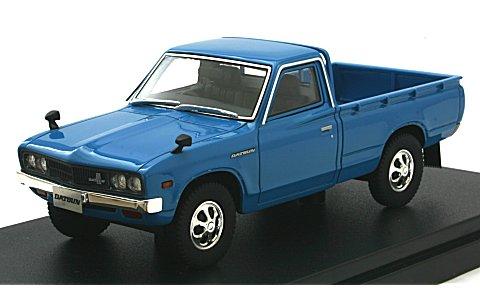 ニッサン ダットサン トラック DX 1979 ブルー (1/43 ハイストーリーHS164BL)