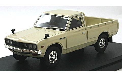 ニッサン ダットサン トラック DX 1979 ホワイト (1/43 ハイストーリーHS164WH)