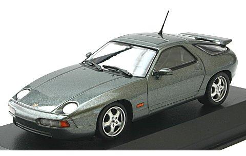 ポルシェ 928 GTS 1991 グレーM (1/43 ミニチャンプス940068100)
