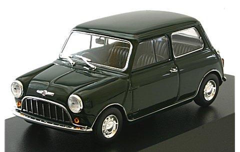 モーリス ミニ 850 MK1 1960 グリーン (1/43 ミニチャンプス940138601)
