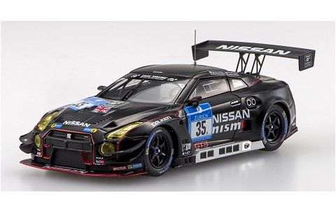 ニッサン GT-R NISMO GT3 ニュルブルクリング 24hレース 2015 No35 (1/43 エブロ45481)