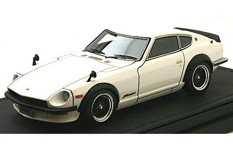 ニッサン フェアレディ Z (S30) ホワイト (1/43 イグニションモデルIG0760)