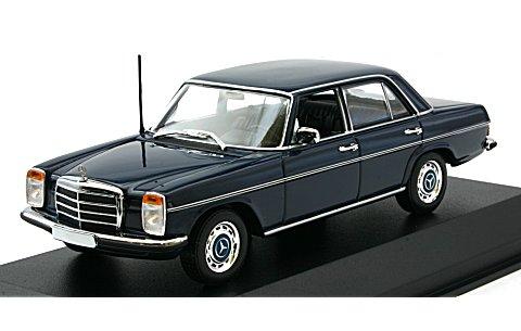 メルセデスベンツ 200D (W114/115) 1973 ブルー (1/43 ミニチャンプス940034000)