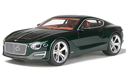 ベントレー EXP10 スピード6 コンセプト ブリティッシュレーシンググリーン (1/18 GTスピリットGTS098)