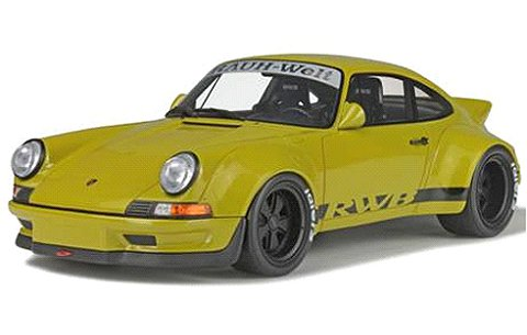 RWB 911 カーキグリーン (1/18 GTスピリットGTS120)