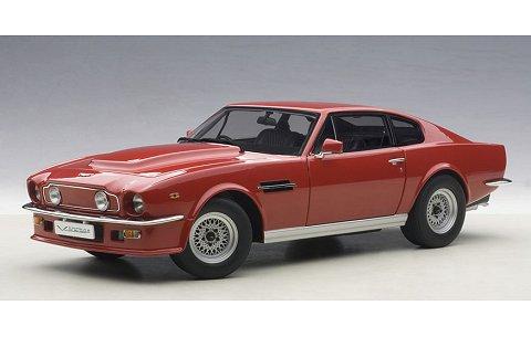 アストンマーチン V8 ヴァンテージ 1985 レッド (1/18 オートアート70222)