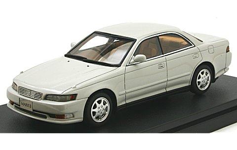 トヨタ マークII 2.5 グランデ G 1994 ウォームグレーパールマイカ (1/43 ハイストーリーHS170WG)