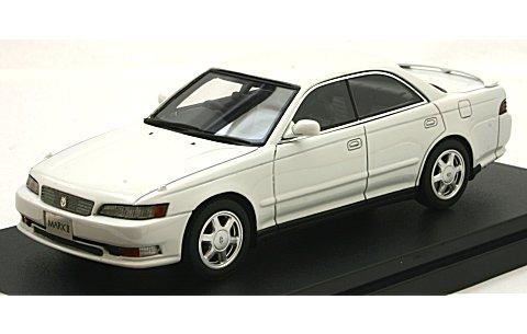 トヨタ マークII 2.5 ツアラーV 1994 スーパーホワイト2 (1/43 ハイストーリーHS171WH)