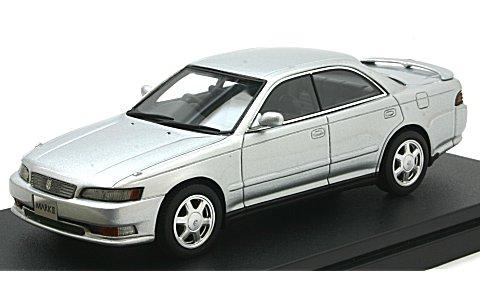 トヨタ マークII 2.5 ツアラーV 1994 シルバーM (1/43 ハイストーリーHS171SL)