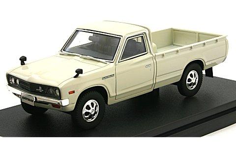 ニッサン ダットサン トラック ロングボディー DX 1979 ホワイト (1/43 ハイストーリーHS165WH)