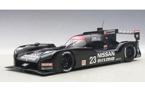 ニッサン GT-R LM NISMO 2015 テストカー (1/18 オートアート81577)