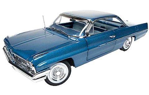 1961 ポンティアック カタリナ ハードトップ (Hemmings) ブリストルブルー (1/18 アメリカンマッスルAMM1080)