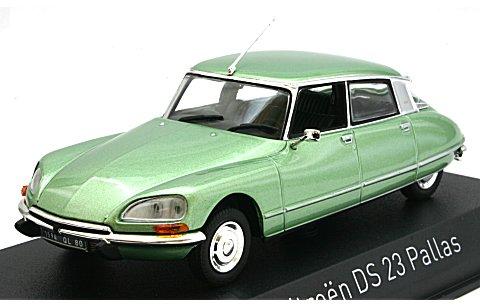 シトロエン DS パラス 1973 グリーンM (1/43 ノレブ157078)