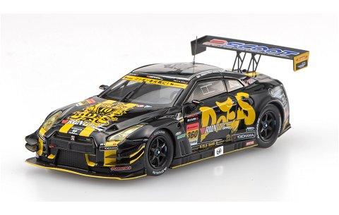 ランナップ Group&DOES GT-R スーパーGT300 2016 No360 (1/43 エブロ45403)
