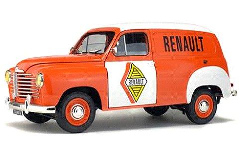ルノー コロラーレ フォーゴン 1965 オレンジ (1/18 ソリドS1850009)