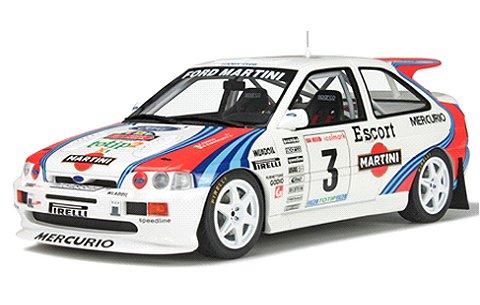 フォード エスコート RS コスワース グループA Rally 1000 Miglia 1995 (1/18 オットーモビルOTM204)