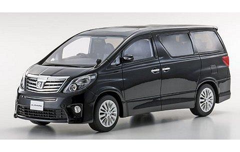 トヨタ アルファード 350S Cパッケージ ブラック (1/18 京商KSR18013BK)