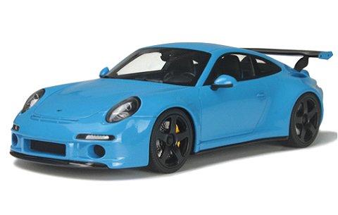 ルーフ RTR ブルー (1/18 GTスピリットGTS113)