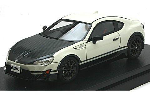 トヨタ 86 meets 新劇場版 頭文字D (1/43 モデラーズMD43224)