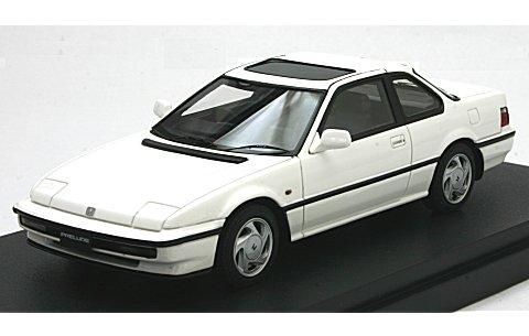 ホンダ プレリュード XX (BA5) 1989 フロストホワイト (1/43 マーク43 PM4341XW)