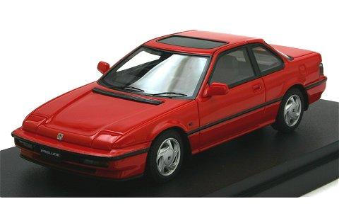 ホンダ プレリュード XX (BA5) 1989 フェニックスレッド (1/43 マーク43 PM4341XR)