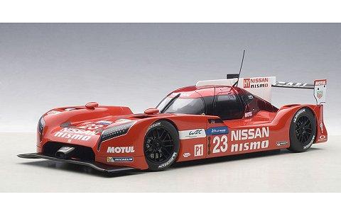 ニッサン GT-R LM NISMO 2015 No23 ル・マン24時間レース (1/18 オートアート81578)