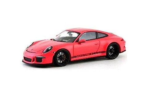 ポルシェ 911 R (991) 2016 ピンク (1/43 ミニチャンプス413066269)