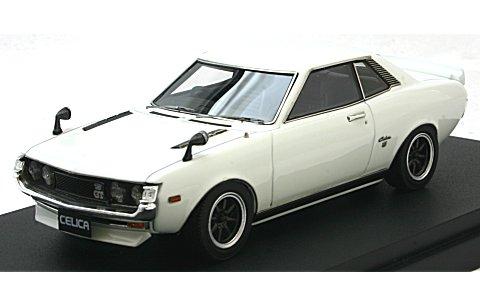 トヨタ セリカ (TA22) スポーツホイール ホワイト (1/43 マーク43 PM4351SW)