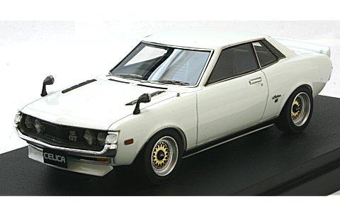 トヨタ セリカ (TA22) メッシュホイール ホワイト (1/43 マーク43 PM4351CW)