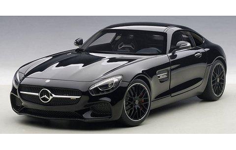メルセデス AMG GT S ブラック (1/18 オートアート76313)