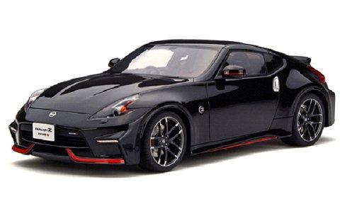 ニッサン フェアレディ Z ニスモ (Z34) ブラック (1/18 GTスピリット GTS002KJ)