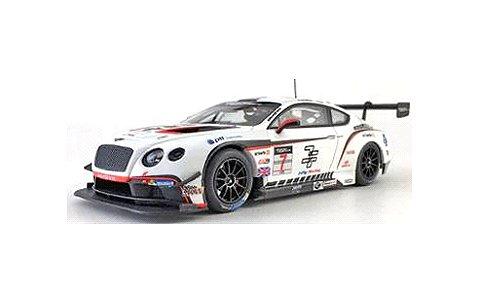 ベントレー GT3 Team Absolute in GT3 Asia No7 (1/43 オルモストリアルAL430305)