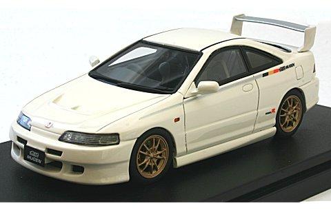 ホンダ インテグラ タイプR 無限 1998 チャンピオンシップホワイト (1/43 ハイストーリー HS181WH)